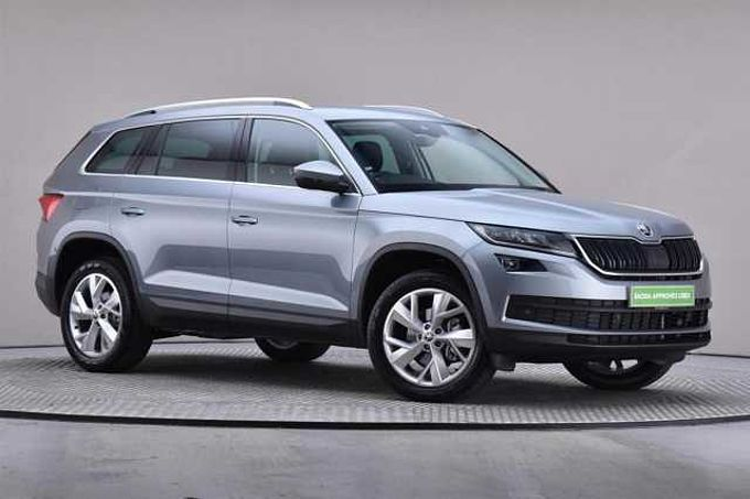SKODA Kodiaq 1.5 TSI (150ps) Edition 7 seats ACT DSG SUV