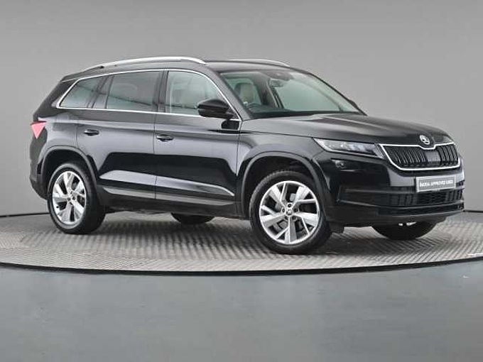 SKODA Kodiaq Edition (7 seats) 1.4 TSI 150 PS DSG
