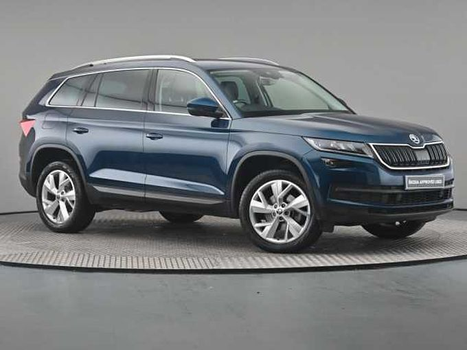 SKODA Kodiaq Edition (7 seats) 1.5 TSI 150 PS DSG