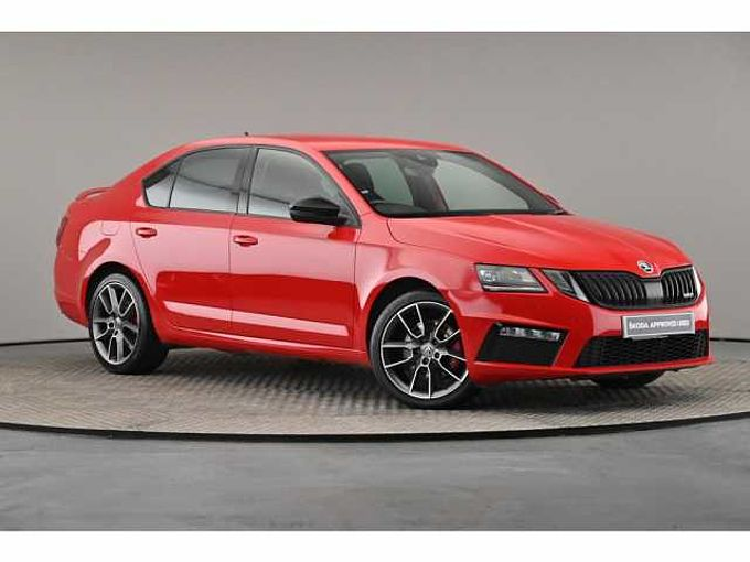 SKODA Octavia Hatch vRS 2.0 TDI 184 PS DSG