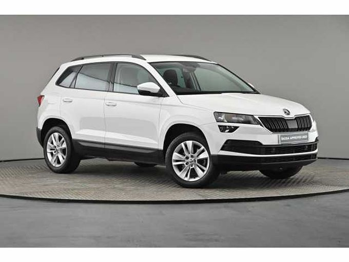 SKODA Karoq SE Technology 1.5 TSI 150 PS DSG